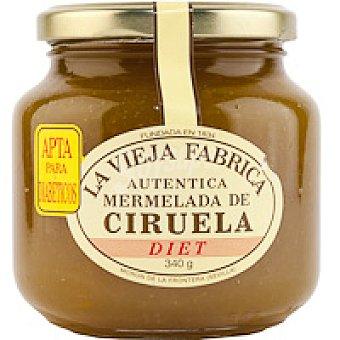 LA VIEJA FABRICA Diet Mermelada de ciruela Tarro 340 g