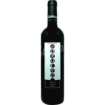 Corucho Vino tinto crianza ecológico de Madrid Botella 75 cl