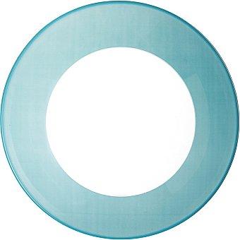 Luminarc Simply Colors Plato de postre 20 cm en color azul 1 Unidad