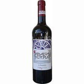 ABADÍA Del TEMPLE Vino Tinto Crianza Botella 75 cl