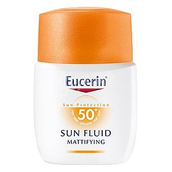 Eucerin Crema solar matificante fluido FP 50+ 50 ml
