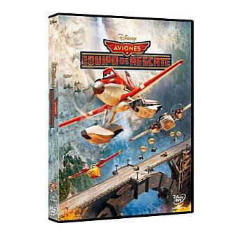 """Disney Aviones: """"equipo de rescate"""" DVD 1 ud"""