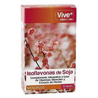 Vive+ Isoflavonas de soja vive plus 30 uds