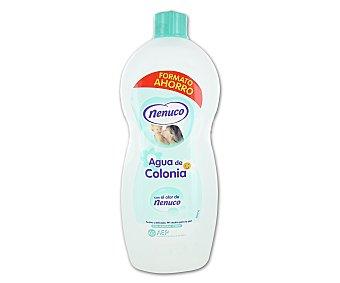 NENUCO Agua de colonia fragancia original formato ahorro botella 1200 ml