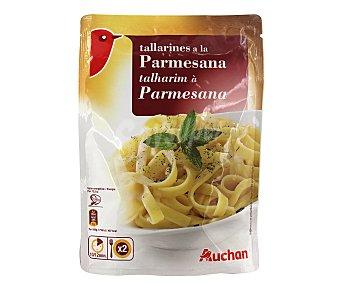 Auchan Tallarines a la parmesana Sobre de 145 grs