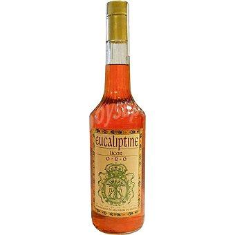EUCALIPTINE Oro licor de hiebas de Santa María La Real de Oseira botella 70 cl Botella 70 cl