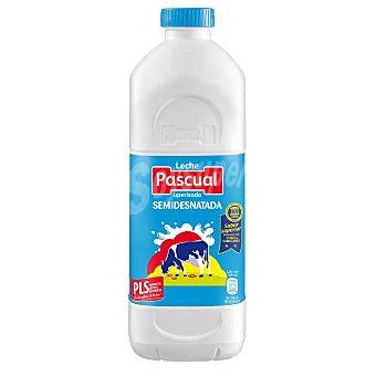 Pascual Leche Semidesnatada Botella 1,2 litros
