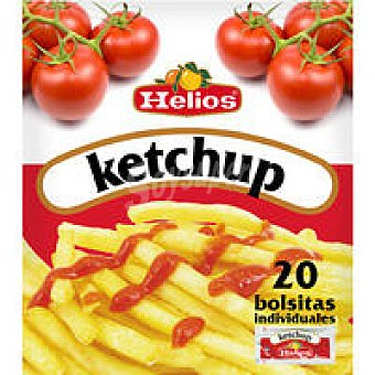 Helios Ketchup 20 unid