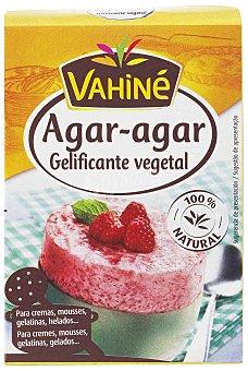Vahine Agar gelatina vegetal Caja 8 g
