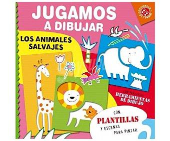 La coccinella Jugamos a dibujar los animales salvajes, gloria francella. Género: Infantil. Editorial