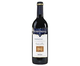 CARTA ORO Vino Tinto Rioja Joven Botella 75 Centilitros
