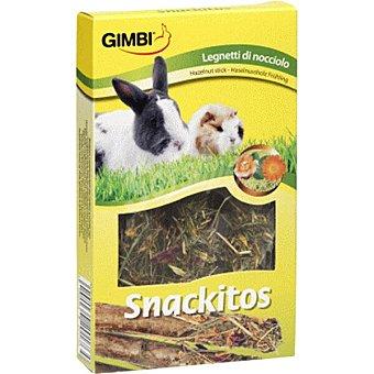 San Dimas Snackitos complemento para roedores envase 95 g