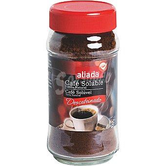 Aliada Café soluble descafeinado Frasco 200 g