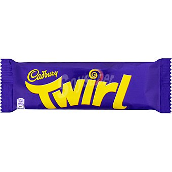 Cadbury Chocolatina Twirl Paquete 41 g