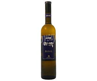 VIÑA LAREIRA Vino Blanco de las Riax Baixas Albariño Botella 75 Centilitros