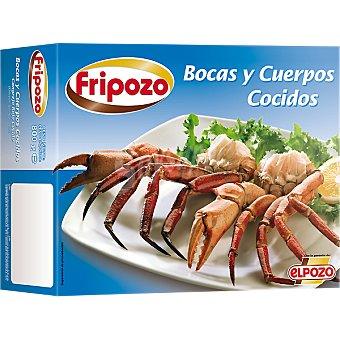 Fripozo Bocas y cuerpos de cangrejo rojo cocido Estuche 800 g