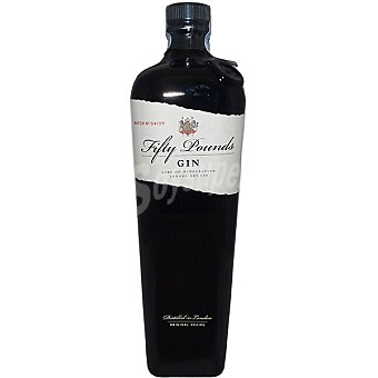 FIFTY POUNDS Ginebra inglesa Botella 70 cl