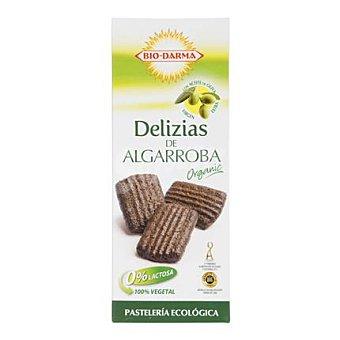 BIO-DARMA Galleta Delizias de Algarroba Sin Lactosa Bio 110 g