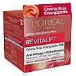 Revitalift crema roja energizante de día anti-arrugas + extra-firmeza Tarro 50 ml L'Oréal Paris