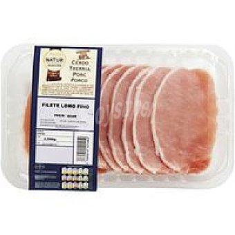 Eroski Natur Filete de lomo de cerdo fino Eroski Bandeja 300 g