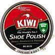 Lata mediana negro 50ml Kiwi
