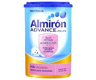 Almirón Nutricia Leche (1) de inicio hipoalergénica a partir de primer día 800 g