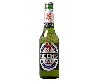 Beck's Cerveza sin alcohol 33 cl