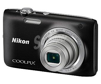 Nikon Cámara compacta S2900 KIT 1 unidad