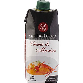 Santa Teresa Crema de marisco Envase 500 g