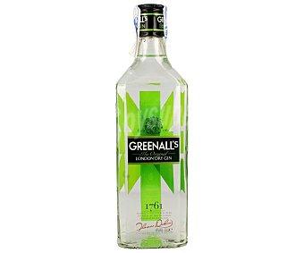 Greenall's Ginebra inglesa tipo London dry Botella de 70 cl