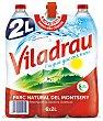 Agua mineral Pack 6 botellas x 2 l Viladrau Nestlé