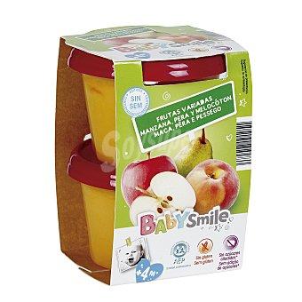 Baby Smile Frutas variadas tarrito 2 x200 gr 2 x200 gr