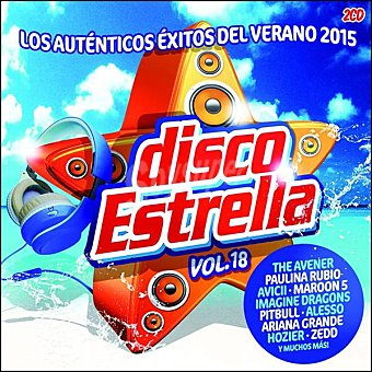 Disco Estrella Vol. 18