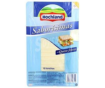 HOCHLAND SABORISIMAS Saborísimas de queso fresco Bandeja 175 g