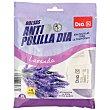 Pastillas antipolillas perfume lavanda  Paquete 24 uds DIA