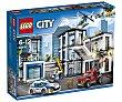 Juego de construcciones con 894 piezas Comisaría de policía, City 60141 1 unidad LEGO