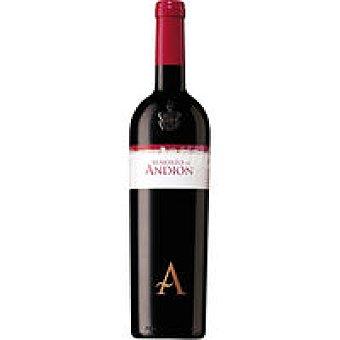 SEÑORIO ANDIÓN Vino Tinto Reserva Autor Navarra Botella 75 cl