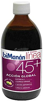 Bimanan Accion 45+ Botella 300 ml