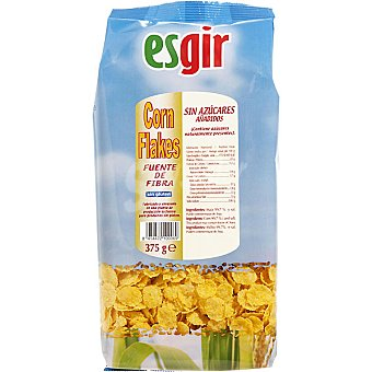 Esgir Corn Flakes envase 375 g Envase 375 g