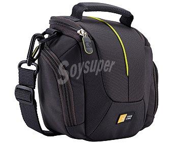 Case logicthule DCB314GY Estuche para cámaras Réflex con compartimentos para accesorios, negra