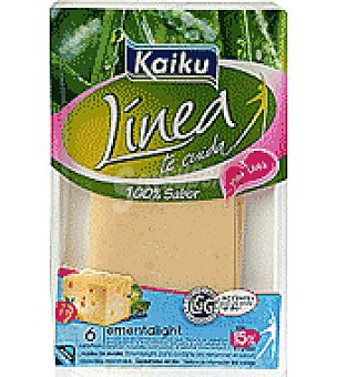 Kaiku Queso Emmental Light 180 g