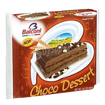 Balconi Tarta de chocolate 400 g