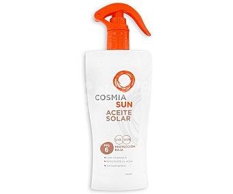 COSMIA Aceite Solar FP-6 250ml