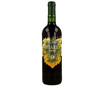 Chudin Vino Tinto Pitarra Botella 75 Centilitros
