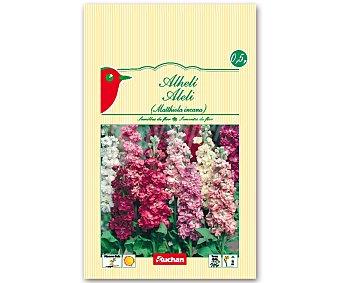 AUCHAN Semillas para plantar Alheli de diferentes colores 0,5 Gramos