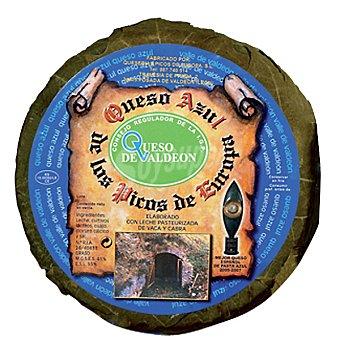 PICOS DE EUROPA Queso azul de Valdeón  2,3 kg (peso aproximado pieza)