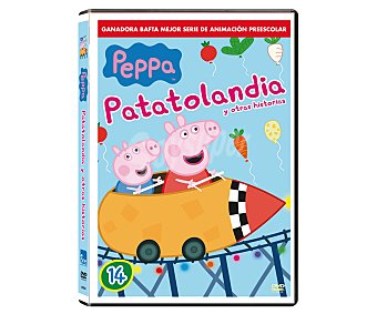 ANIMACIÓN Peppa Pig Vol. 14
