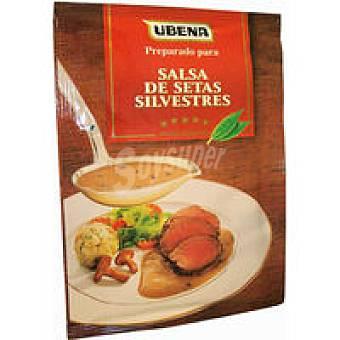 Ubena Salsa de setas silvestres Sobre 50 g