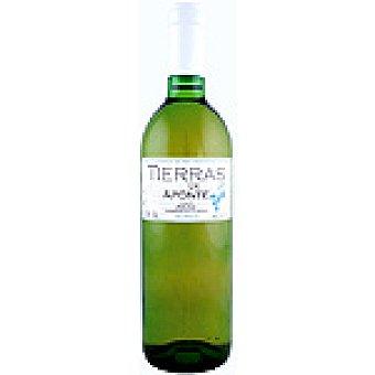 TIERRAS DE APONTE Vino blanco D.O. Abona Botella 75 cl