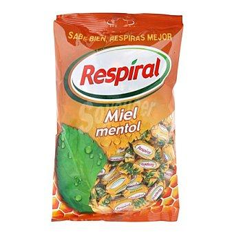 Respiral Caramelo Refrescante Miel-Mentol 350 g
